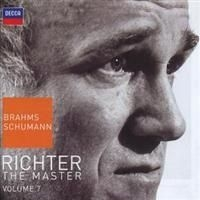 Richter Sviatoslav, Piano - Plays Schumann/Brahms  Master Vol 7