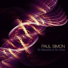 Paul Simon - So Beautiful Or So What (Usa-import)