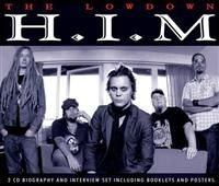 Him - Lowdown The -Biography + Interviews i gruppen CD / Pop hos Bengans Skivbutik AB (653740)