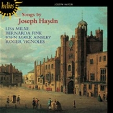 Haydn - Songs