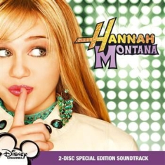 Original Soundtrack - Hannah Montana Cd+Dv