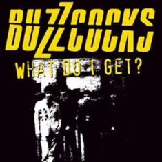 Buzzcocks - What Do I Get (Cd + Dvd)