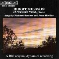 Strauss, Richard - Songs/Sibelius