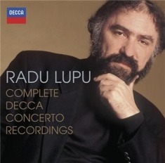 Lupu Radu, Piano - Concerto Recordings - 6 Cd