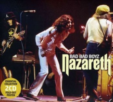 Nazareth - Bad Bad Boyz-Essential