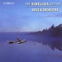 Sibelius - Edition Vol 3, Works For Voice And