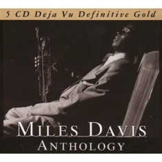 DAVIS MILES - Anthology