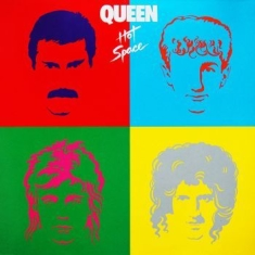 Queen - Hot Space - 2011 Rem