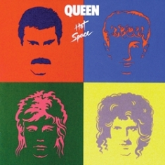 Queen - Hot Space - 2011 Remaster Dlx