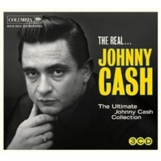 Cash Johnny - The Real Johnny Cash