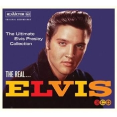 Presley Elvis - The Real Elvis