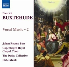 Buxtehude - Vocal Music Volume 2