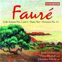 Faure - Cello Sonatas