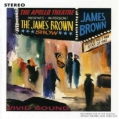Brown James - Live At The Apollo - 1962