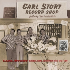 Story Carl - A Life In Rural Music (4Cd+Bok)