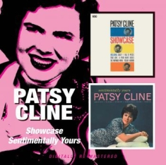 Cline Patsy - Showcase/Sentimentally Yours