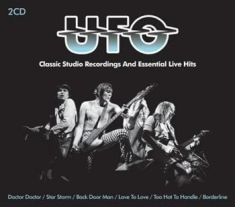 Ufo - Classic Studio & Essential Live Hit