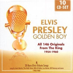 Presley Elvis - Golden Boy