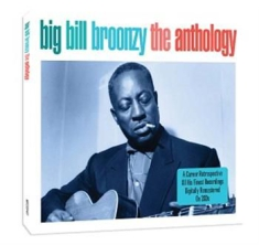 Big Bill Broonzy - The Anthology