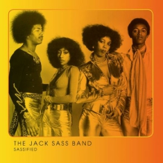 Jack Sass Band - Sassified - Un-Released