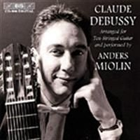 Debussy, Claude - Arr For 10 String Guitar