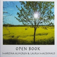 Almgren Martina - Open Book