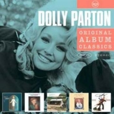 Parton Dolly - Original Album Classics