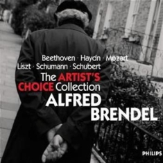 Brendel Alfred, Piano - Artist's Choice Collection