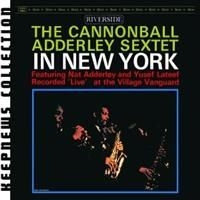 Adderley cannonball - Sextet In New York