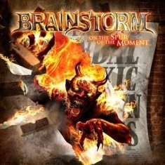 Brainstorm - On The Spur Of The Moment (Digi Cd