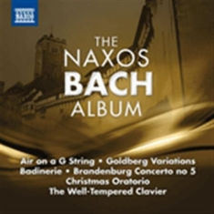Bach - The Naxos Bach Album