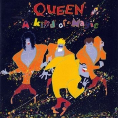 Queen - A Kind Of Magic - 2011 Rem