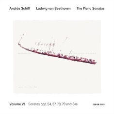Beethoven, Ludwig Van - The Piano Sonatas, Volume Vi