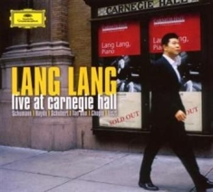 Lang Lang - Live At Carnegie Hall - Deluxe Ed
