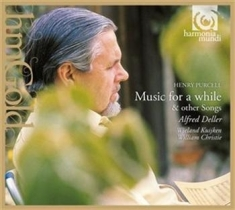 Purcell, Henry - Music For A While