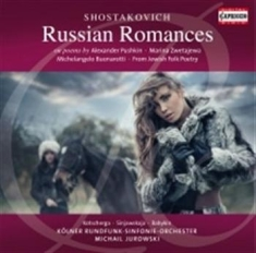 Shostakovich - Russian Romances