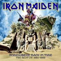 Iron Maiden - Somewhere Back In Time (The Be
