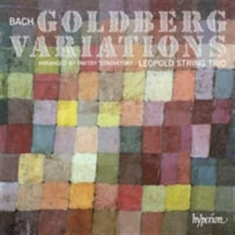 Bach - Goldberg Variations Arr For String