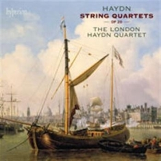 Haydn - String Quartets Op 20 (2Cd)