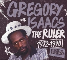 Gregory Isaacs - Ruler (2Cd+Dvd) (1972-1990)