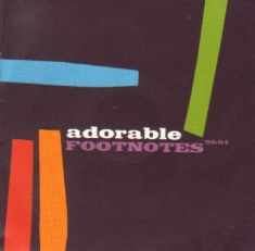 Adorable - Footnotes - Best Of (92-94)