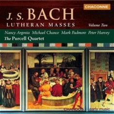 Bach - Lutheran Masses - Vol 2