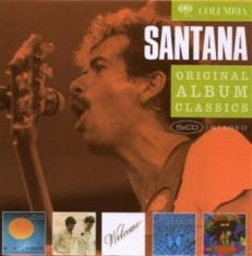Santana - Original Album Classics (5Cd)