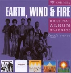 Earth Wind & Fire - Original Album Classics