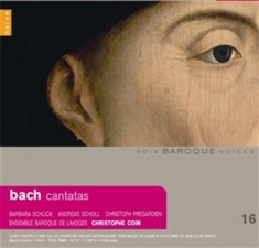 Bach, Johann Sebastian - Cantatas With Cello