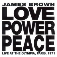 Brown James - Love Power People