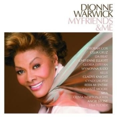 Dionne Warwick - My Friends & Me