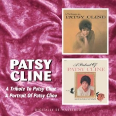 Cline Patsy - Tribute To Patsy Cline/Portrait Of