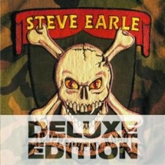 Steve Earle - Copperhead Road - Deluxe Edition