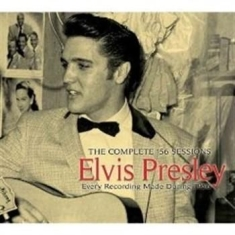 Presley Elvis - Complete 56 Sessions